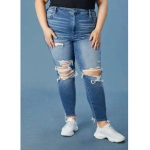 NWT American Eagle Highest Rise Jegging Jeans - 24